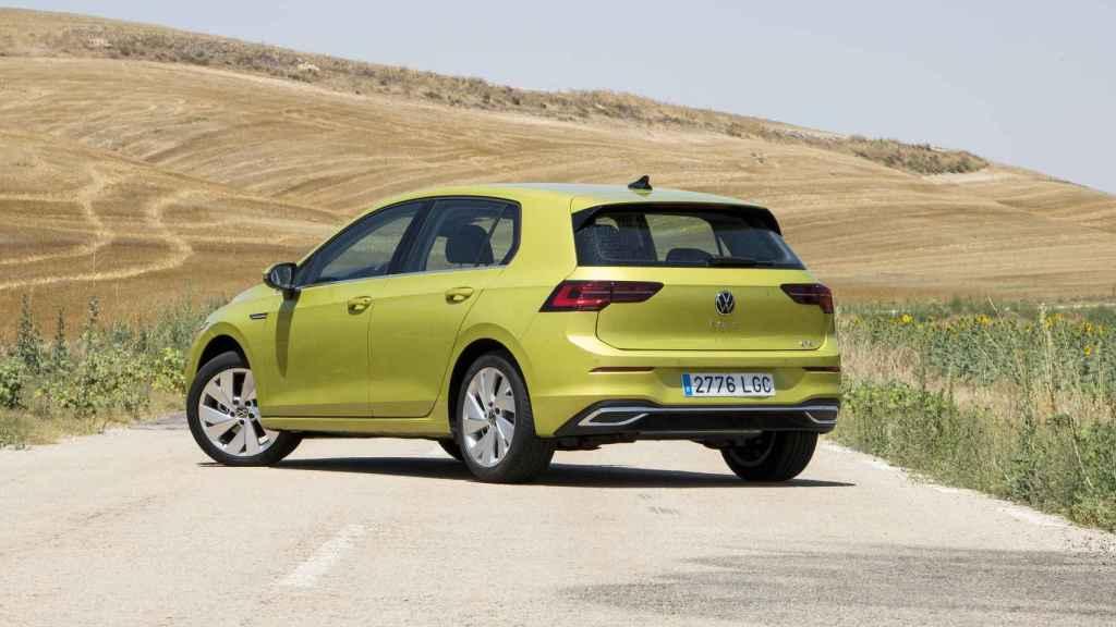 Este nuevo Volkswagen Golf se corresponde con la octava generación.