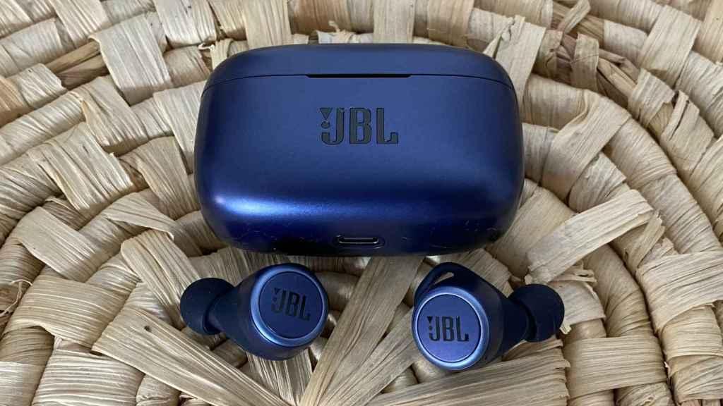 JBL Live 300 TWS en azul