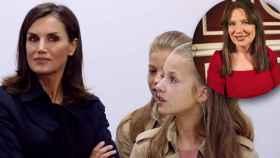 La reina Letizia tiene una gran obsesión por la salud de los pies de sus hijas.