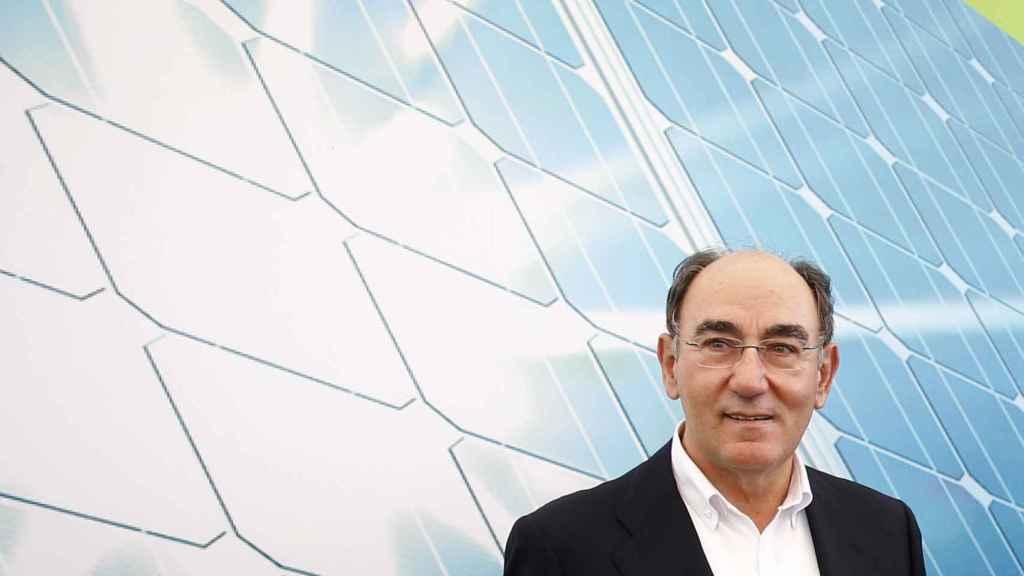 El presidente y consejero delegado De Iberdrola, José Ignacio Sánchez Galán.