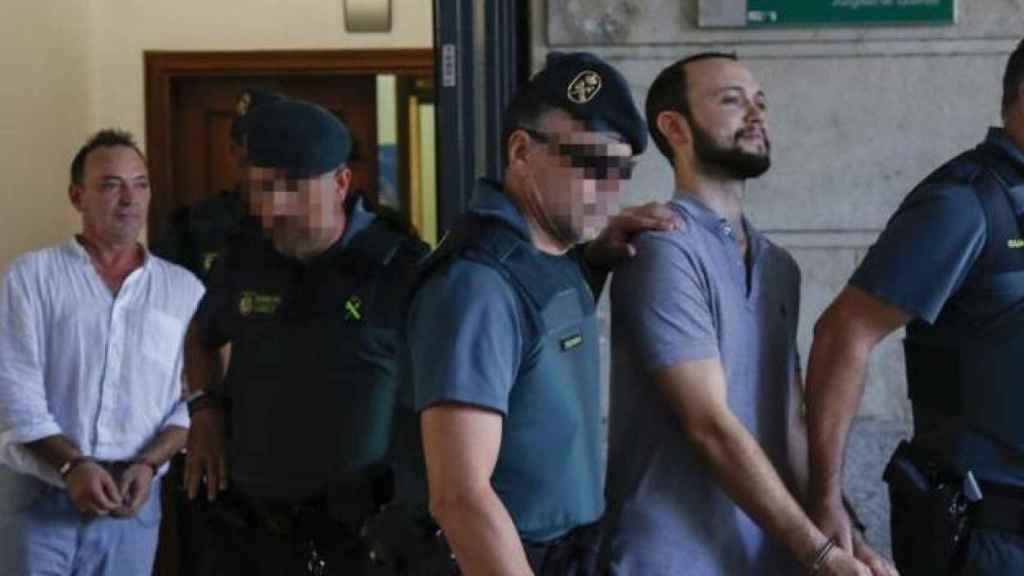 Padre e hijo detenidos por el brote de listeria.