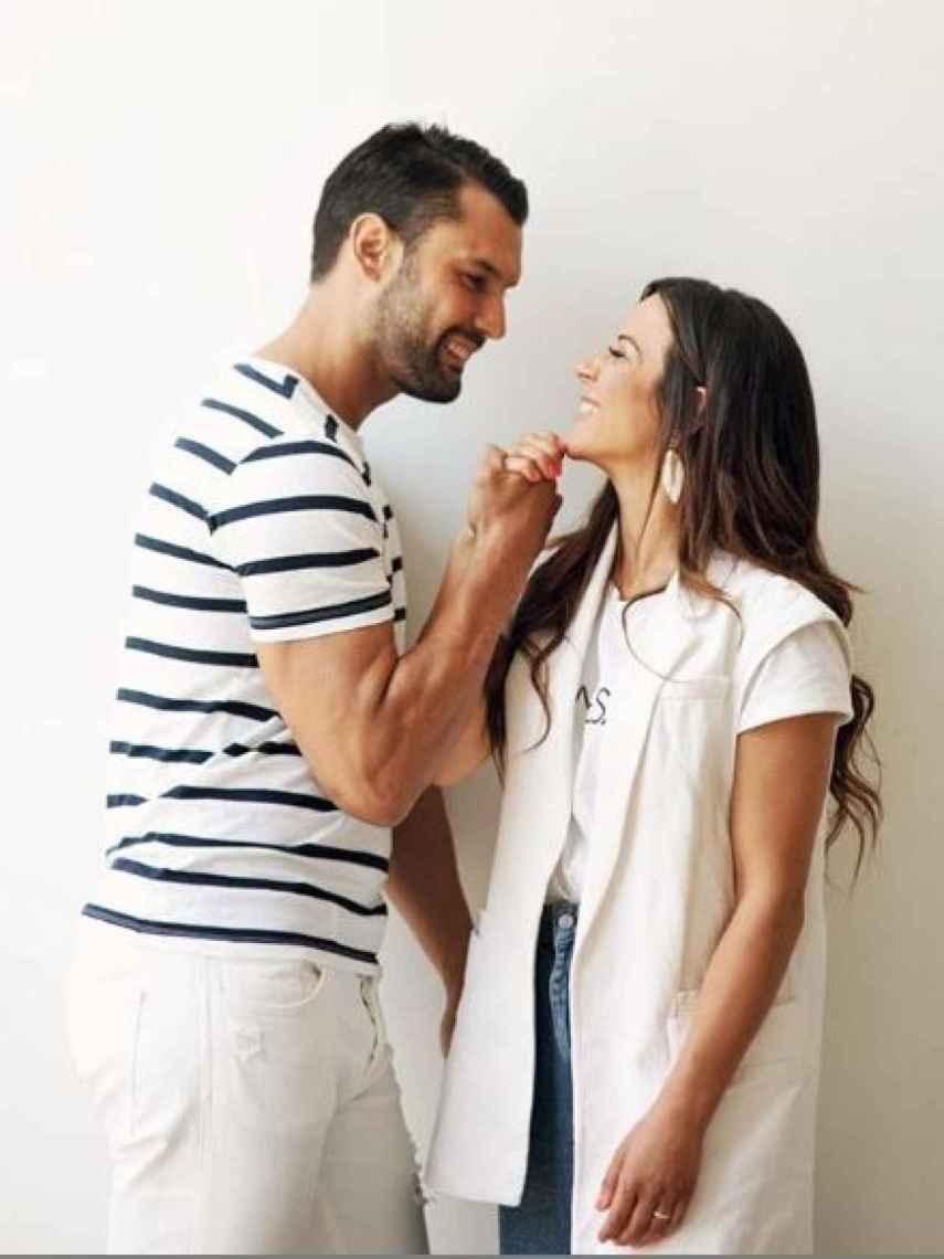 Jorge y Alicia Peña muestran siempre su sintonía y amor mutuo.