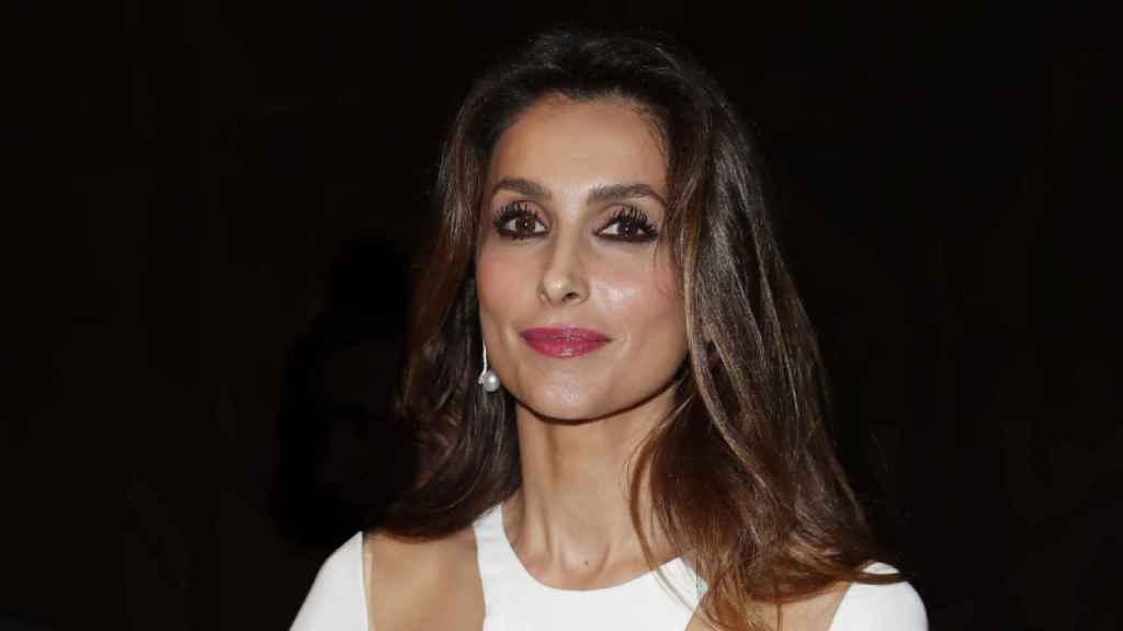 Paloma Cuevas, en los premios Mujer de hoy 2018.