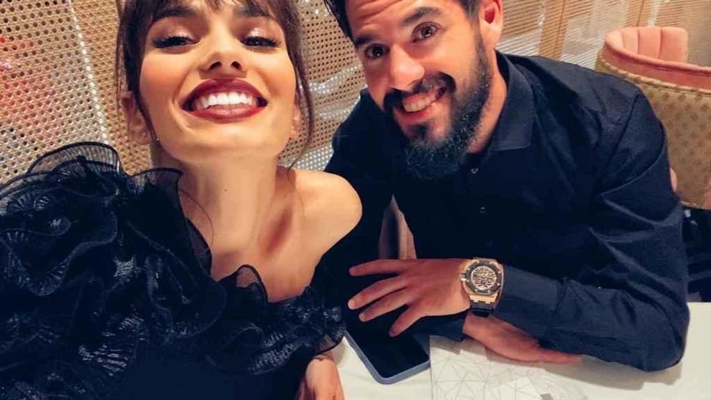 Sara Sálamo e Isco Alarcón serán papás de nuevo.