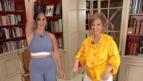 María Teresa Campos y Anabel Pantoja protagonizan el baile del verano