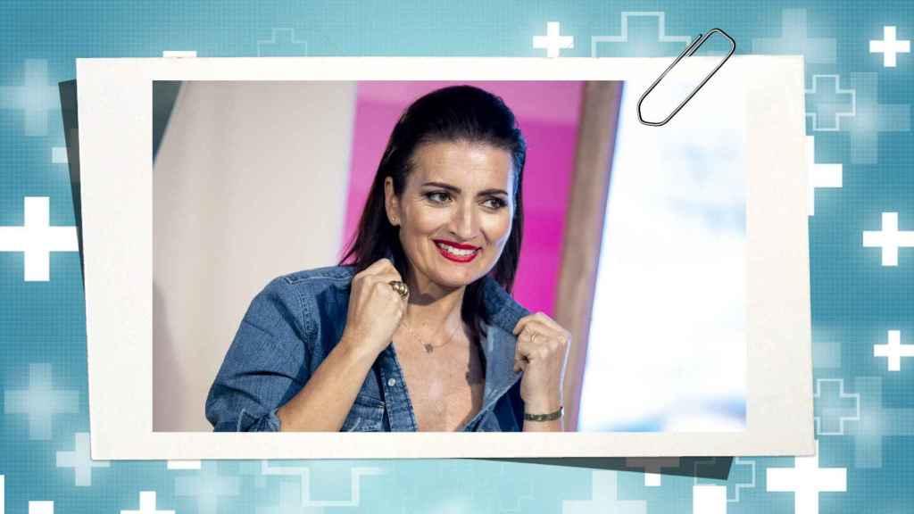 Silvia Abril, en un montaje de Jaleos.