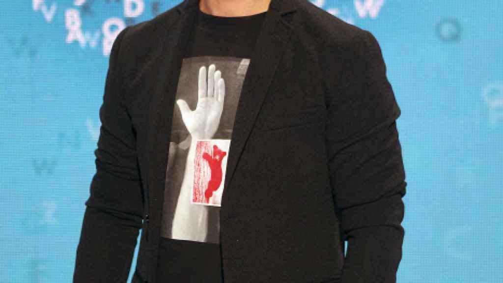 Christian Gálvez en 'Pasapalabra'.