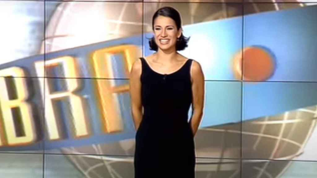 Silvia Jato en 'Pasapalabra'.