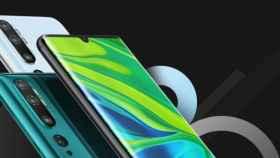 El Xiaomi Mi Note 10 a su precio mínimo: un gama alta a 375 euros