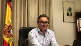 Manuel Gavira, parlamentario de Vox y presidente de la comisión de recuperación económica y social