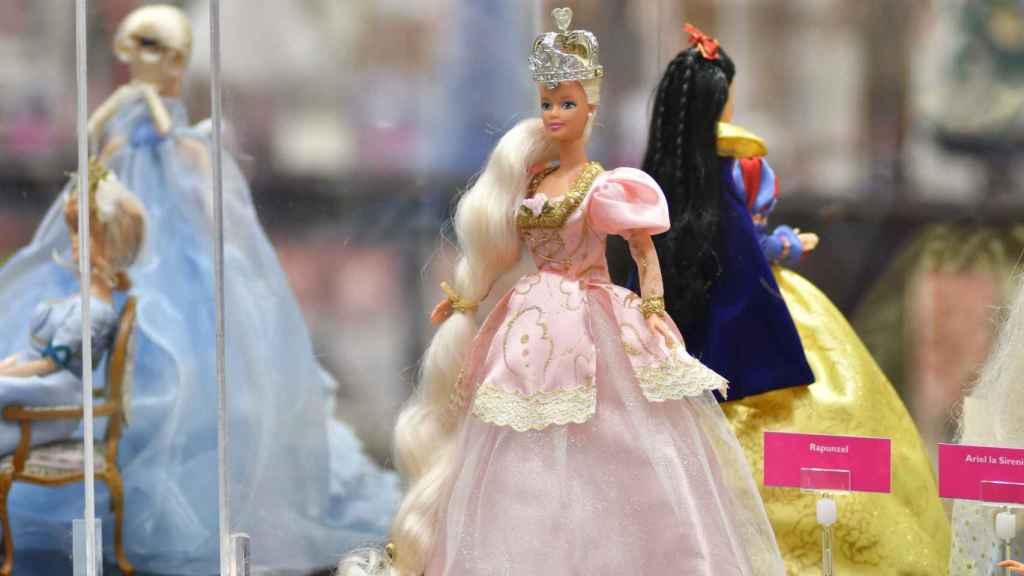 Barbies de Mattel.
