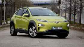 El Hyundai Kona eléctrico probado.