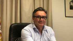 Manuel Gavira, nuevo portavoz de Vox en el Parlamento de Andalucía.
