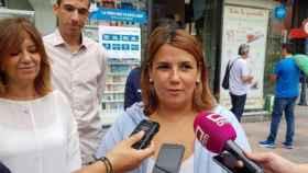 Tita García Élez, alcaldesa de Talavera