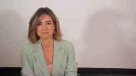 Sandra Barneda presenta su nuevo proyecto profesional.