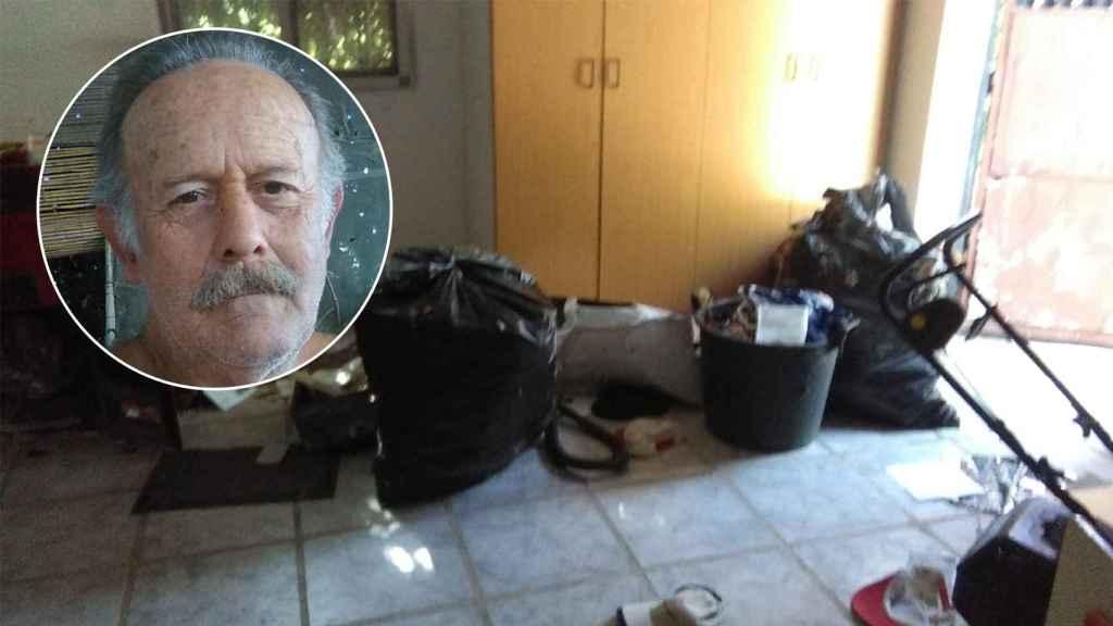 A Luis le usurparon la casa y los okupas vendieron todo lo que había dentro.