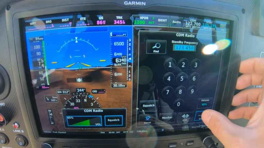 Aviónica Garmin
