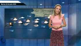 El pronóstico del tiempo para el 28 de julio.
