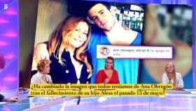 Ana Obregón ha sido la protagonista de la primera emisión de 'Hormigas Blancas'