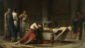 'La muerte de Séneca'.