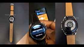 El nuevo reloj de Samsung en vídeo: tendrá control por gestos