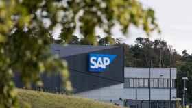 Centro de datos de SAP en Alemania.