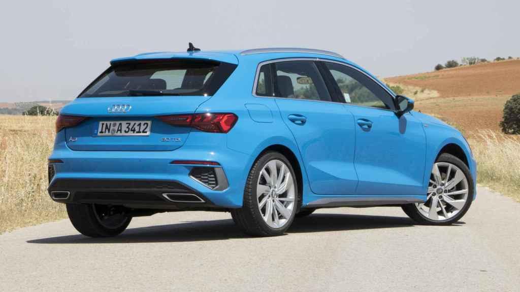 El nuevo Audi A3 destaca por la calidad de los acabados.