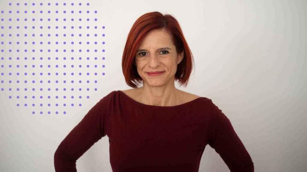 Anna Manso, la autora de 'La peor madre del mundo'.