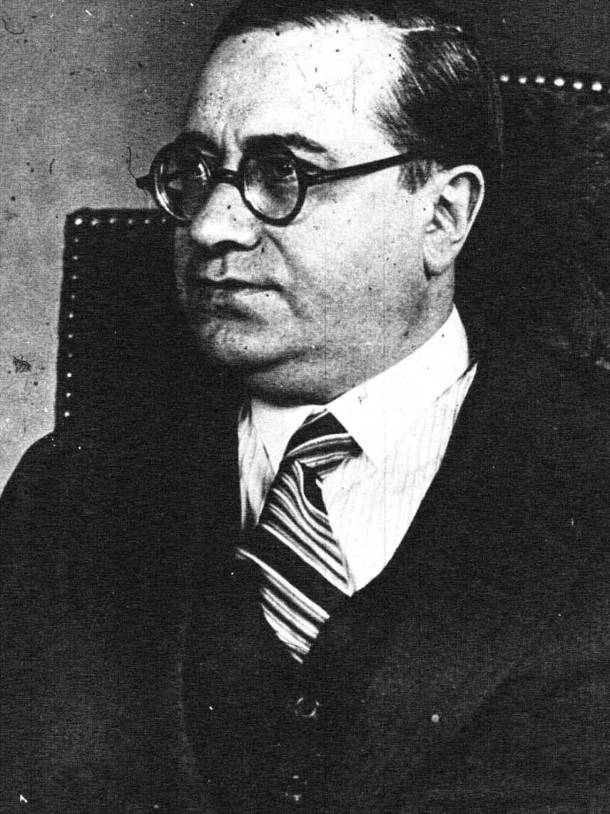 Luis Araquistáin.