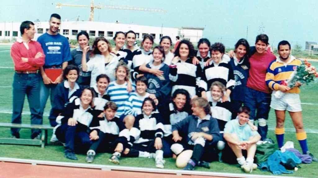 Primer partido femenino entre Tenerife y Las Palmas