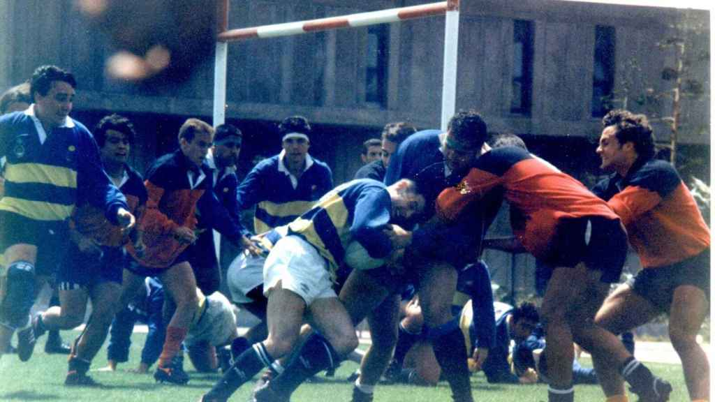 Partido del equipo de Las Palmas de Gran Canaria