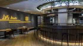 Así será el Hola Tapas Bar de Viena en Austria.
