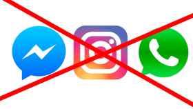 WhatsApp, Instagram y Facebook no funcionan, caídos en España