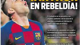 Portada Sport (28/07/20)