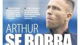 Portada Mundo Deportivo (28/07/20)