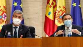 Álvaro Gutiérrez y Álvaro Martínez-Chana