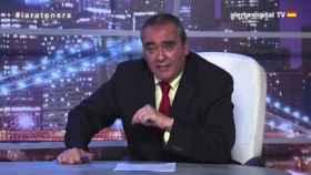 Armando Robles, director del medio Alerta Digital.