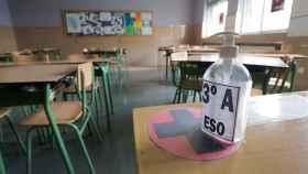 Los colegios están preparándose para la reapertura con medidas básicas obligatorias.