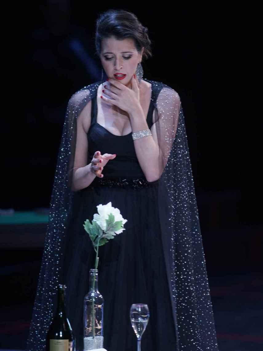 Lisette Oropesa, la soprano que corre maratones.
