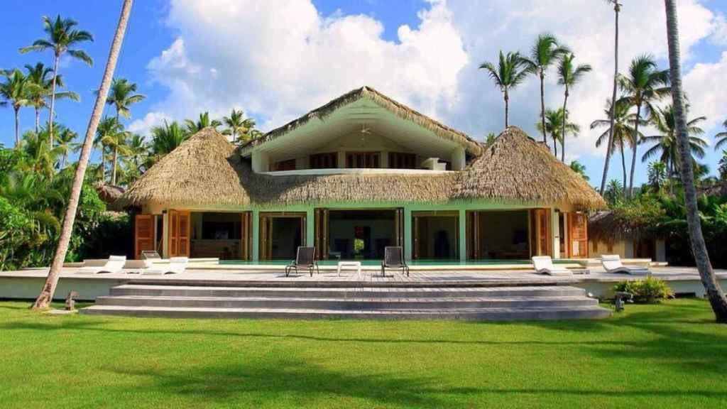 Villa Playa, la lujosa vivienda de los concursantes del pasado año.