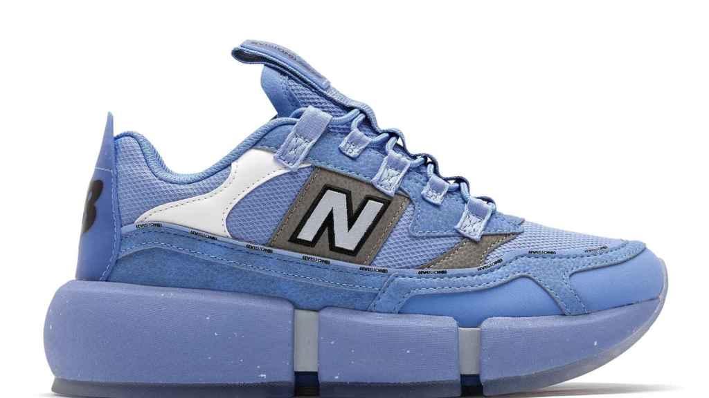 El nuevo modelo de New Balance por Jaden Smith