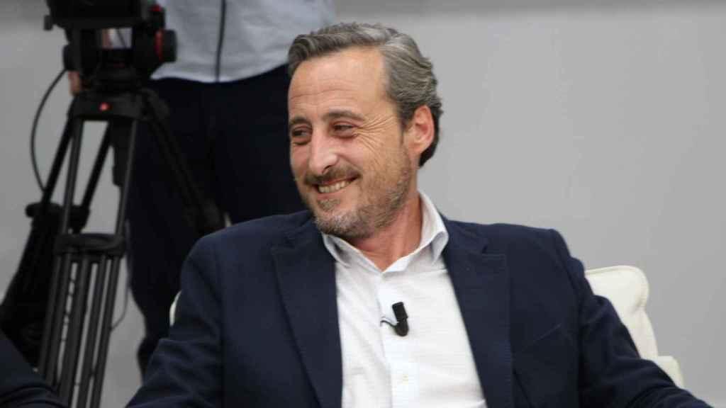Kiko Méndez-Monasterio, periodista, escritor y asesor de Abascal.