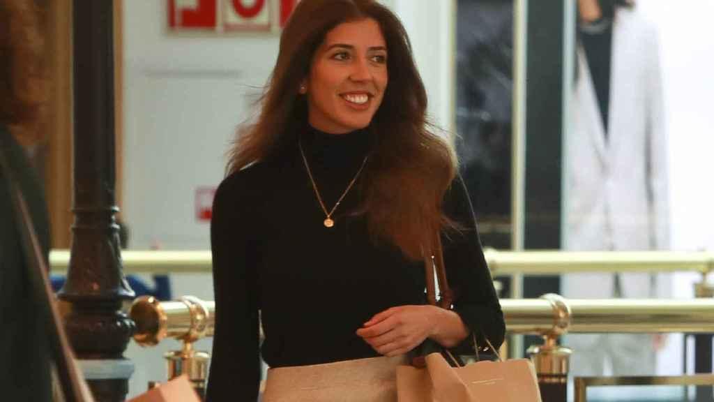 Karelys Rodríguez, en Madrid