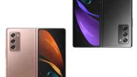 El nuevo móvil plegable de Samsung en alta resolución: Galaxy Fold 2
