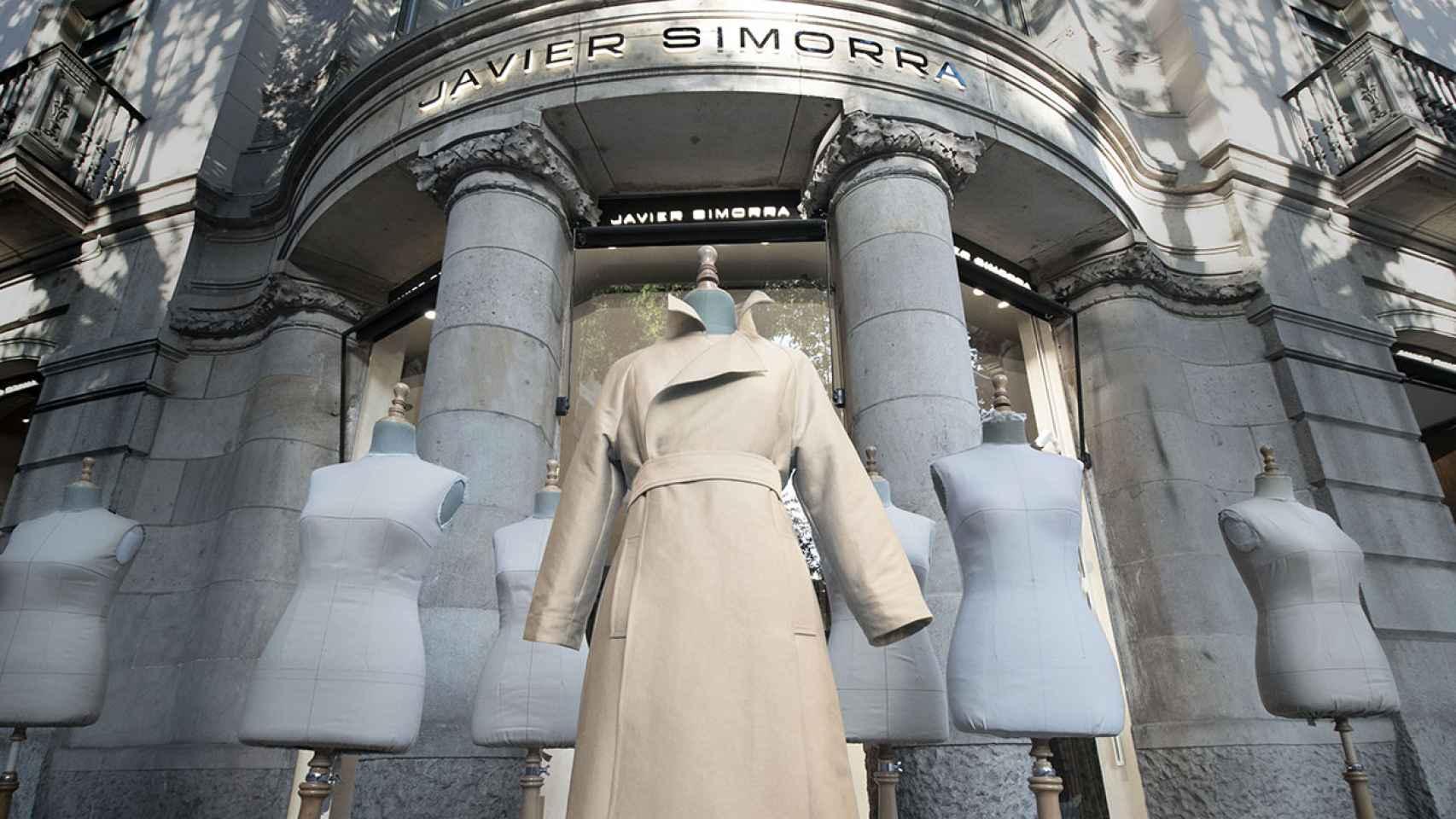 Simorra y El Corte Inglés lanzan moda con tejidos que protegen de virus y bacterias