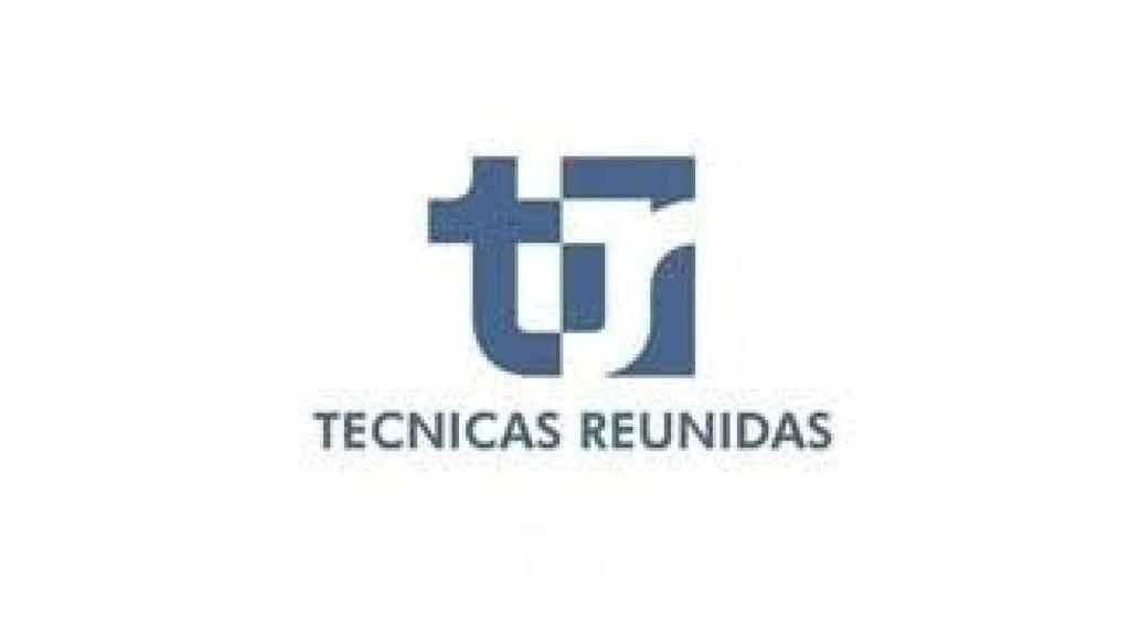 El logo de Técnicas Reunidas.
