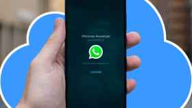 WhatsApp y la nube.