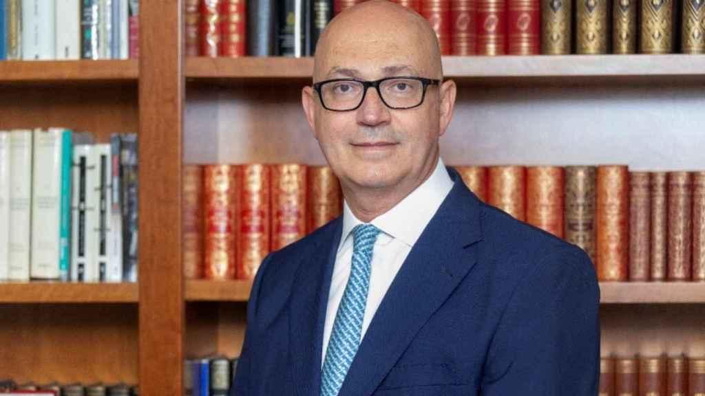 Jesús Nuño de la Rosa, nuevo presidente del Consejo Social de la UCM