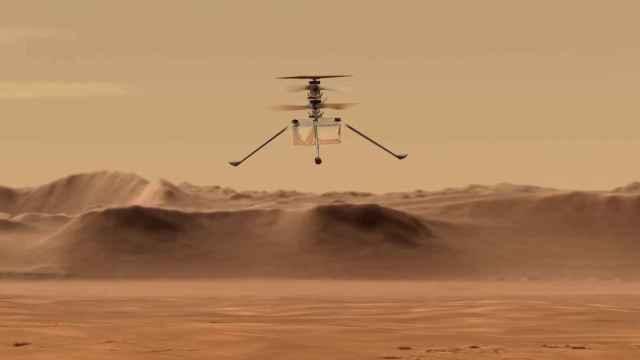 Helicóptero Ingenuity