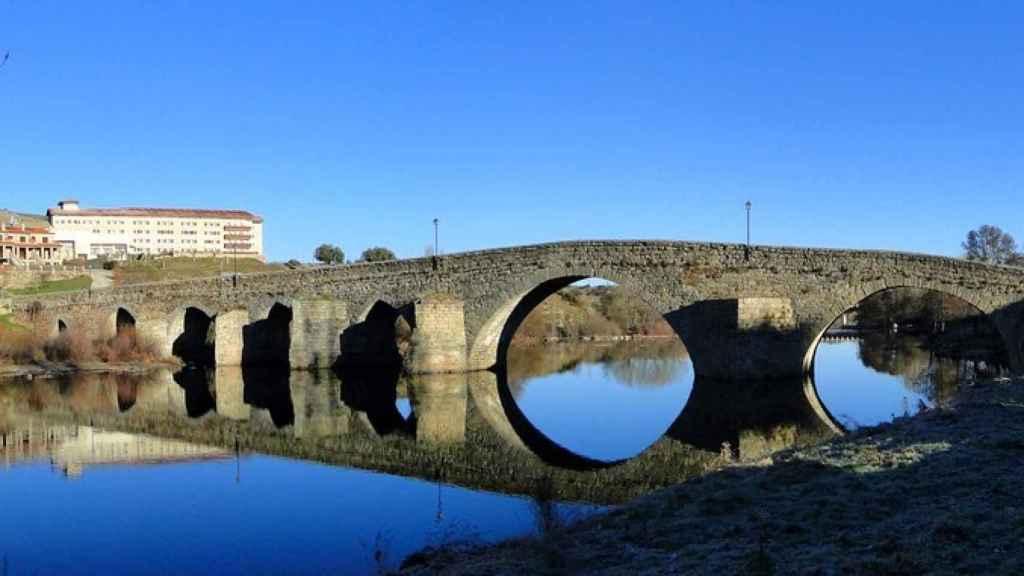 Puente del Barco de Ávila